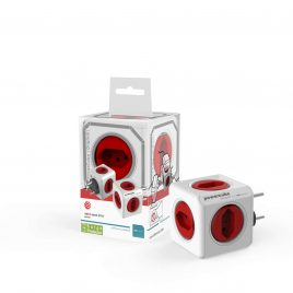 Allocacoc PowerCube Original Red (Type MM)