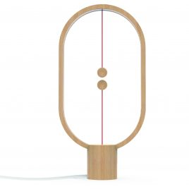 Allocacoc Heng Balance Lamp – Light Wood